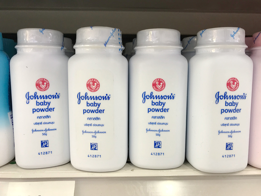 Report Accuses J&J of Lying About Cancer Causing Asbestos in