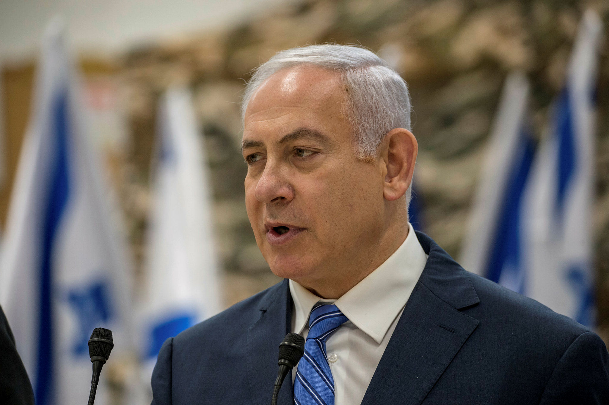Netanyahu: Israel conducted airstrikes on Iranian weapons in Syria