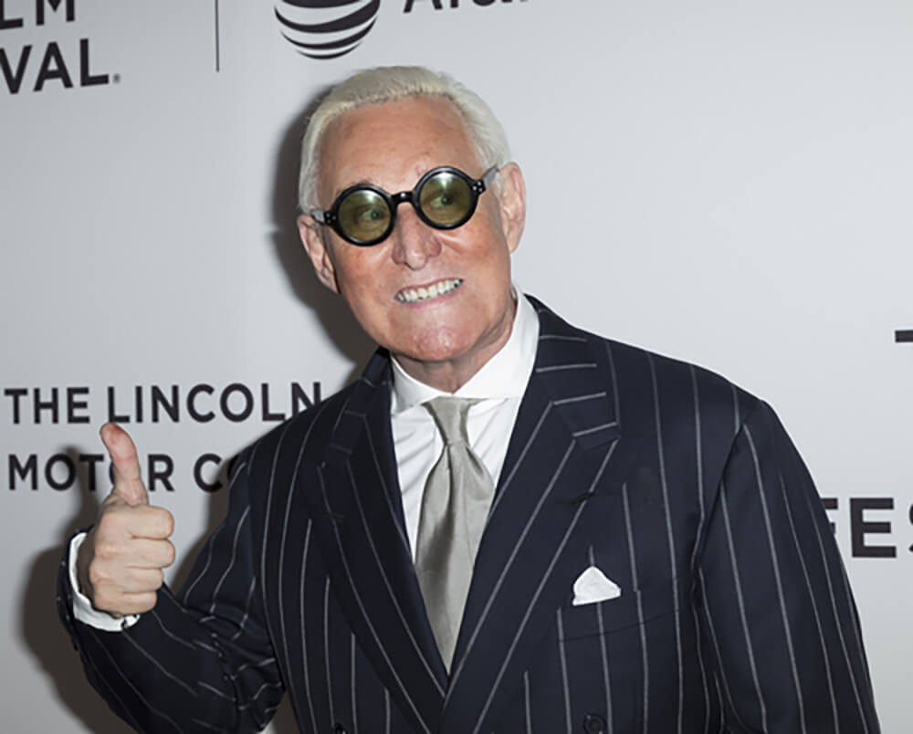Trump associate Roger Stone arrested