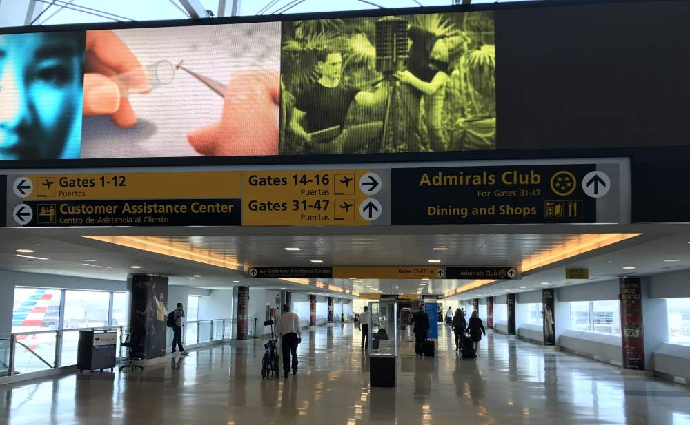 Jfk S Terminal 8 Set For 344m Overhaul