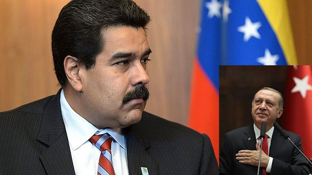Report: Shady Turkish Company Helped Venezuela Export $900M