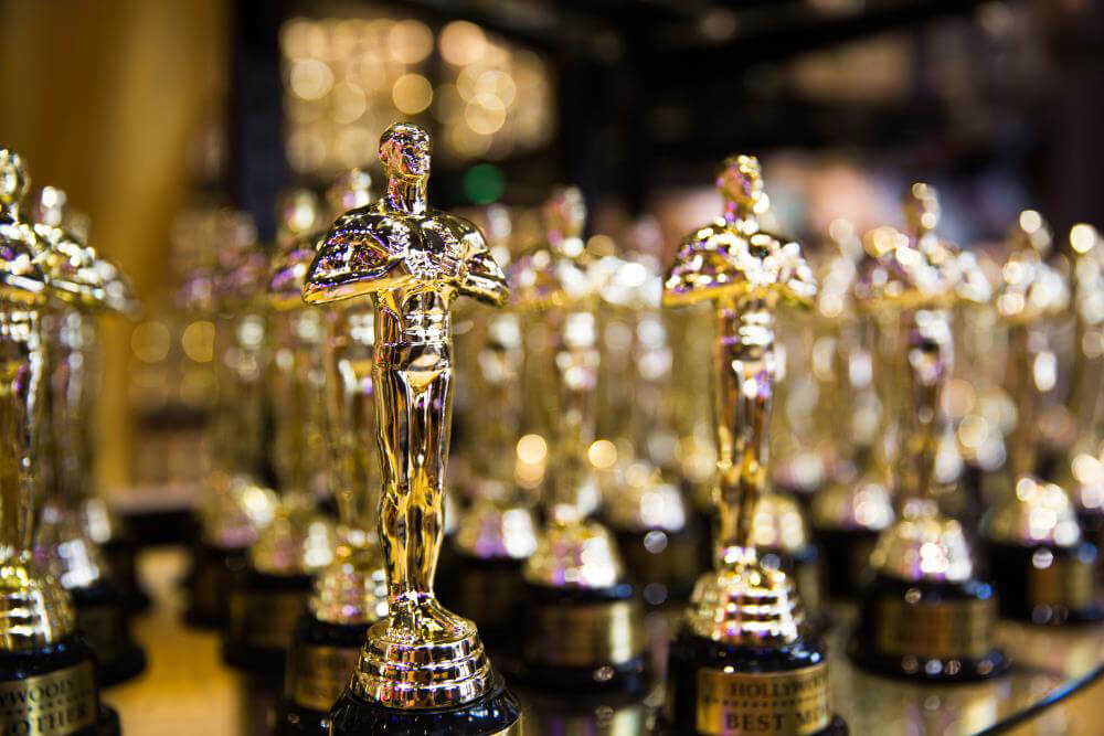 Celebrities gathered on the iconic red carpet Sunday night for the 91st  annual Academy Awards on Sunday night. (Credit  Shutterstock) 25ad20e4e