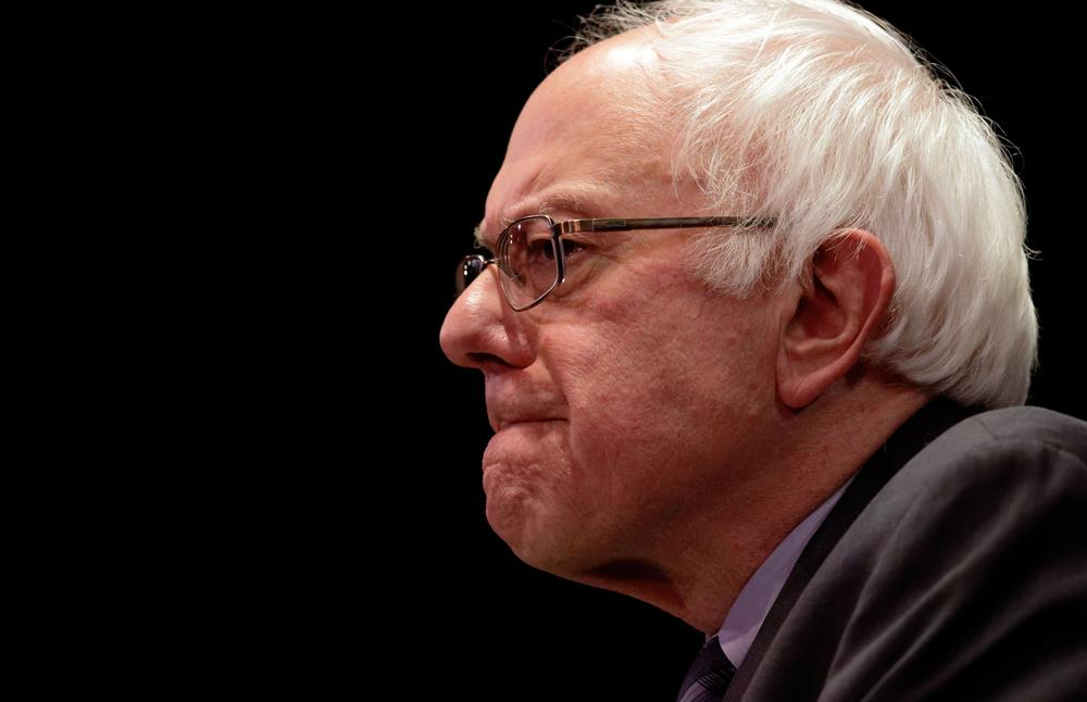 Bernie Sanders slams Howard Schultz for being a billionaire