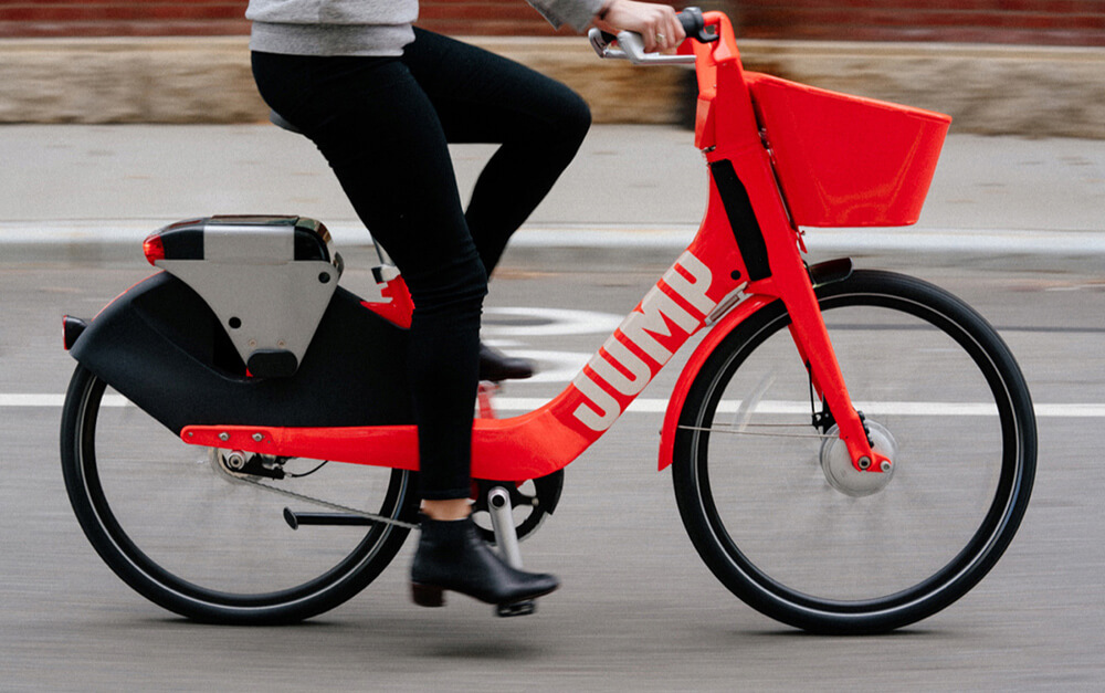 NYC E-Bike Competition Rises as Uber Cycles Lower Prices