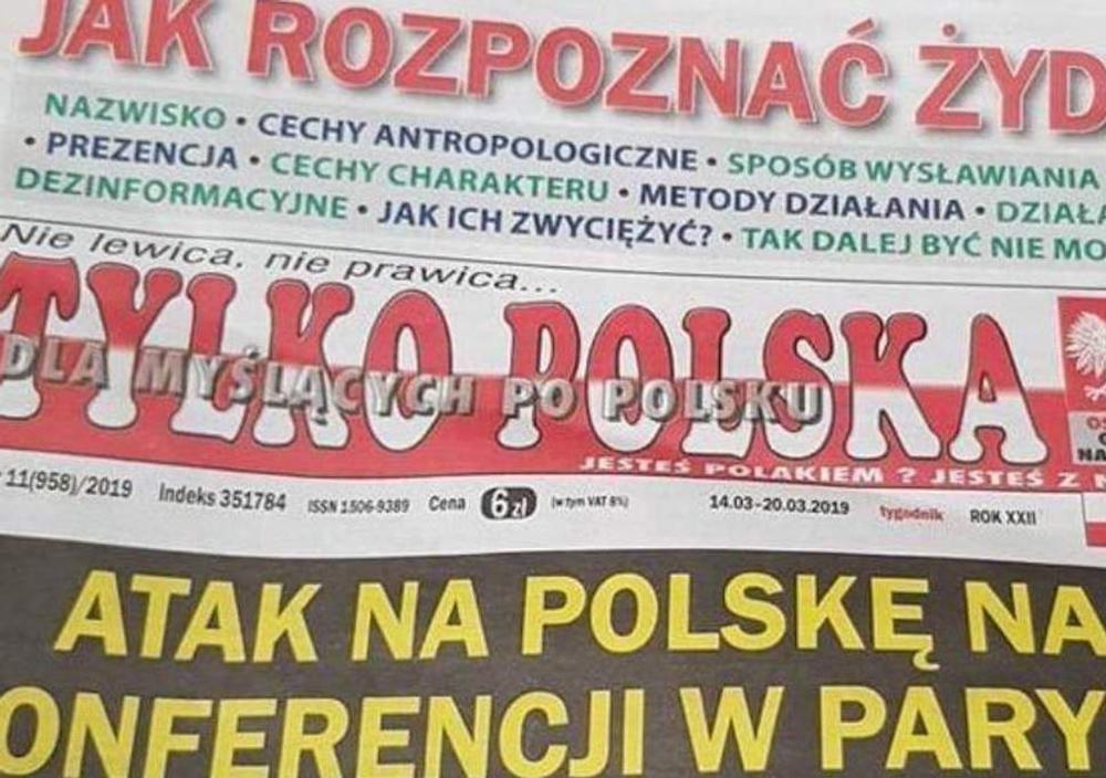 Polish Anti-Semitism Thrives