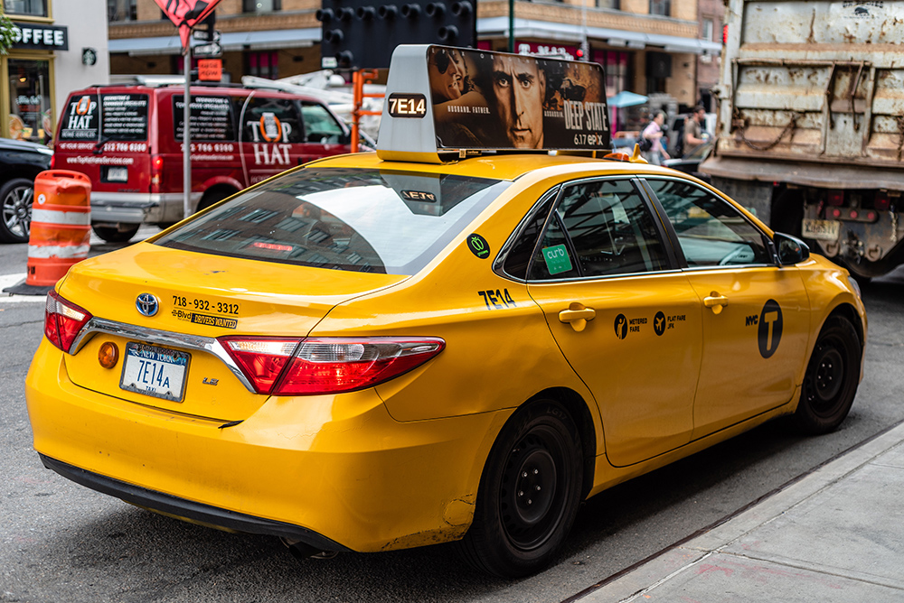 Private Equity Firm Buying Up NYC Medallion Cabs to Take On