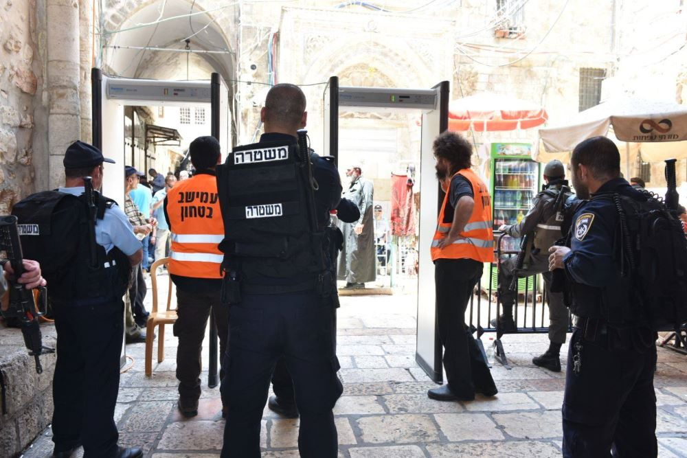 Muslims Riot on Temple Mount on Tisha B'Av