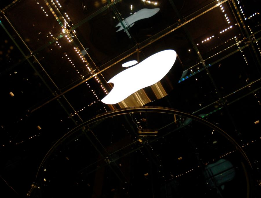 Apple's Reopened Fifth Avenue Flagship