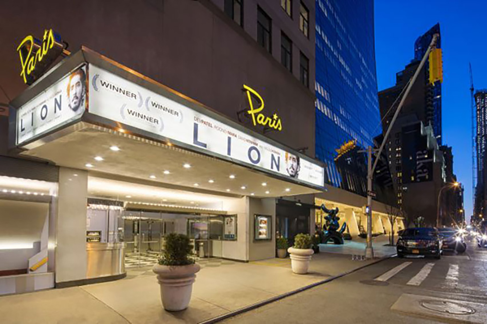 Resultado de imagen para netflix theatre movies new york