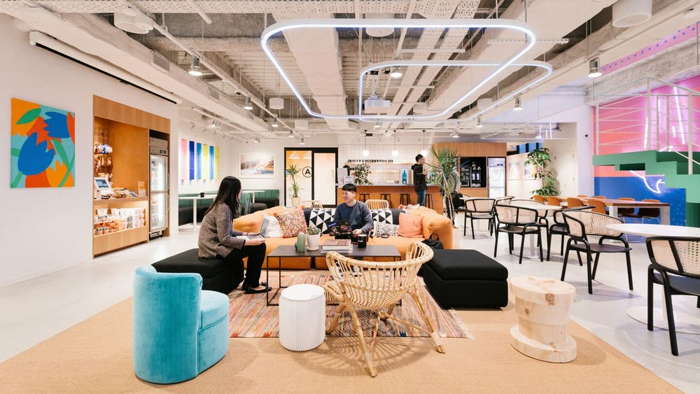WeWork Aftershocks Continue as Value Still Dropping - The ...