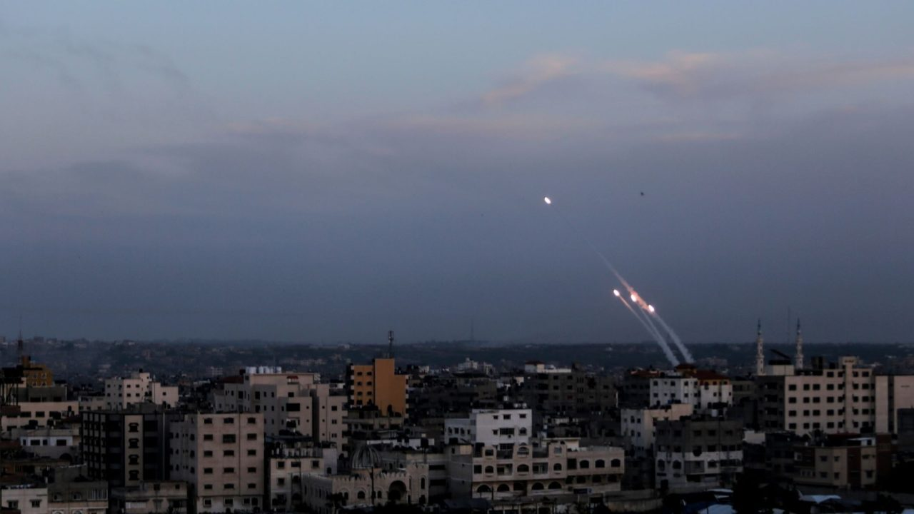 Israel launches Gaza airstrikes in response to Hamas rockets