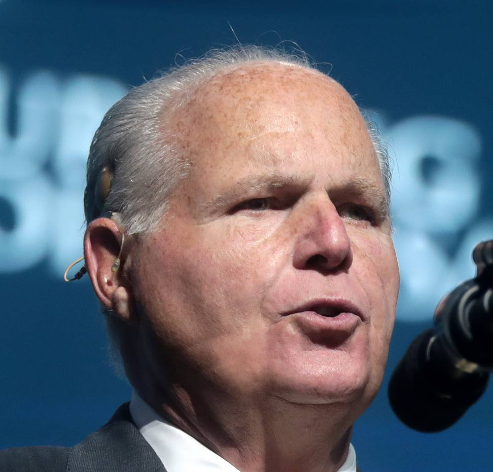 Rush Limbaugh: 'I have been diagnosed with advanced lung cancer'