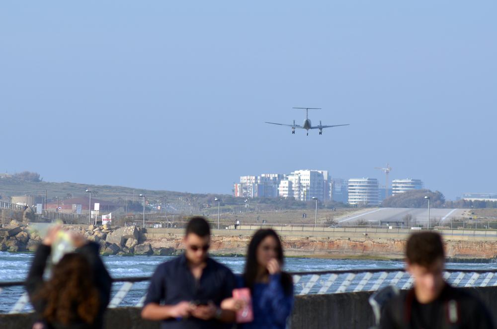Sde Dov Airport: Shutterstock