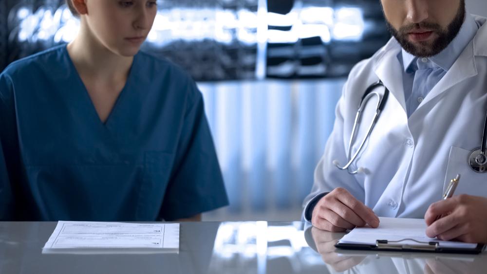 Fake Doctor. Photo Credit Shutterstock