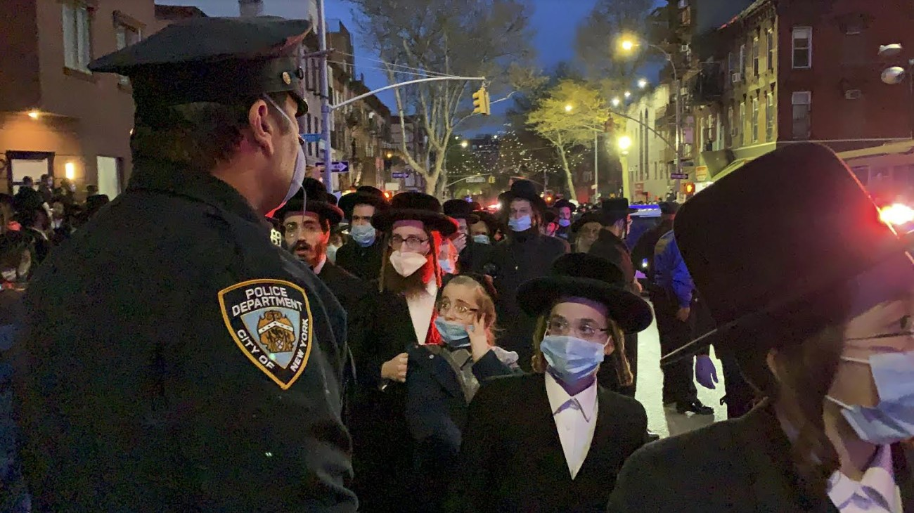 thejewishvoice.com: OP-ED: Don't Identify Jews with 'White Imperialism'