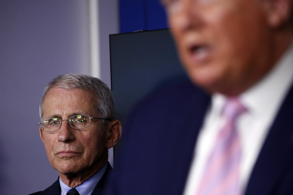 US' current state really not good: Fauci
