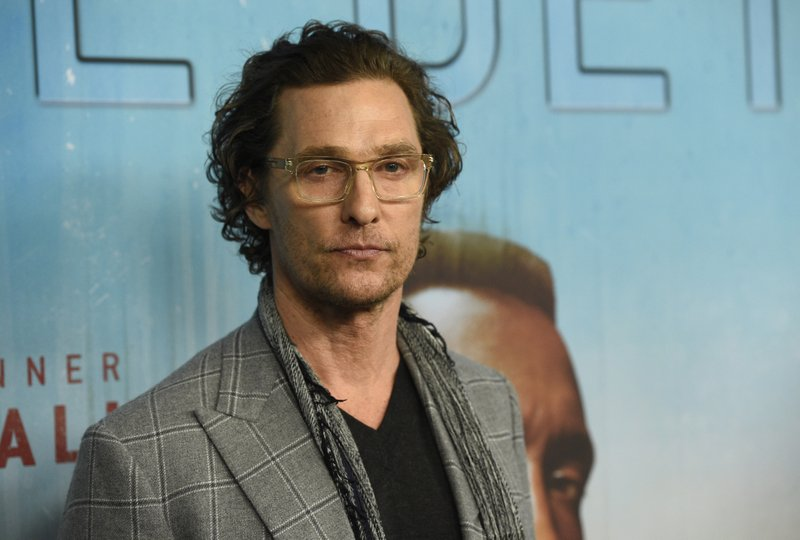 Matthew McConaughey Calls Out 'Arrogant' Far Left Who 'Condescend and Patronize' Conservatives