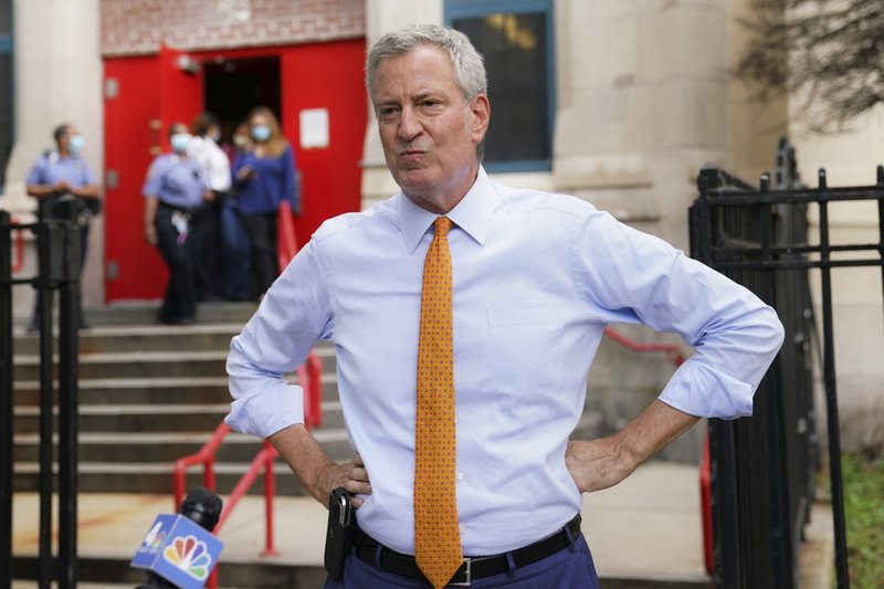 Mandatory quarantine imposed on passengers coming to NYC