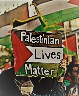 free Palestine- BLM